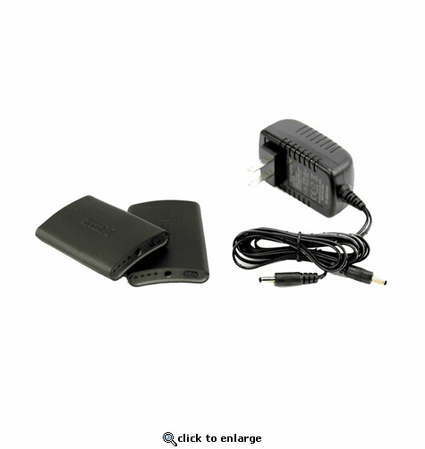 Mobile Warming 3.7V Bluetooth Sock Battery and Charger