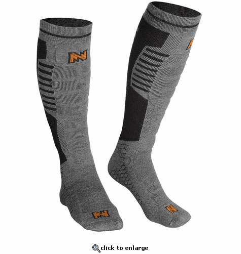 Mobile Warming 3.7V Performance Heated Socks with Bluetooth