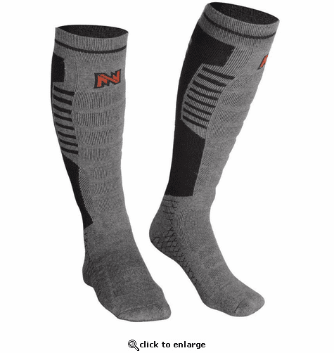 Mobile Warming 3.7V Unisex Premium Bluetooth Heated Socks
