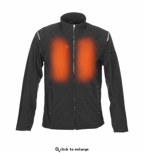 Mobile Warming 7.4V Men's Alpine BT Battery Heated Jacket