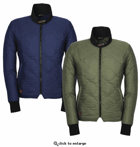 Mobile Warming 7.4V Men's Battery Heated Company Jacket