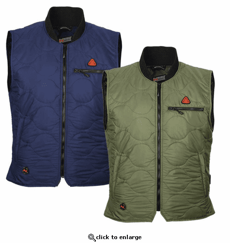 Mobile Warming 7.4V Men's Heated Company Vest
