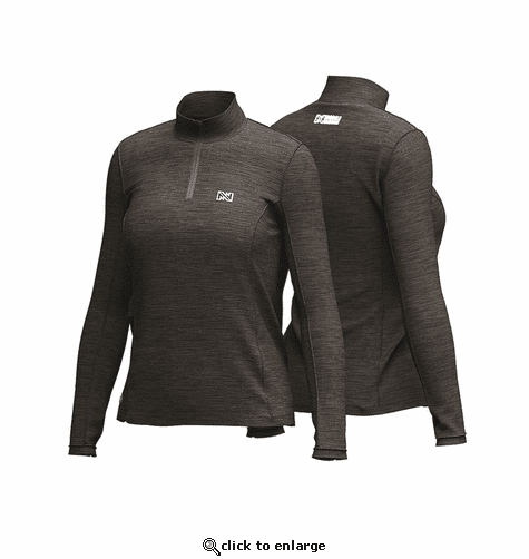 Mobile Warming 7.4V Women's Baselayer Ion Heated Shirt 1/4 Zip