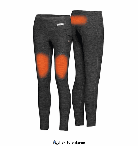 Mobile Warming 7.4V Women's Ion Heated Baselayer Pant - 2018 Model