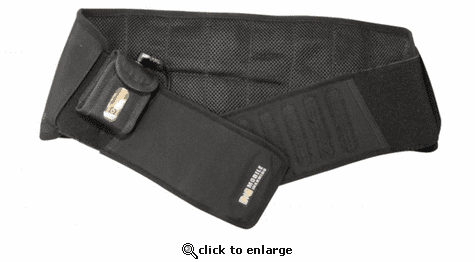 Mobile Warming Heat-To-Go Battery Heated Back Therapy Wrap