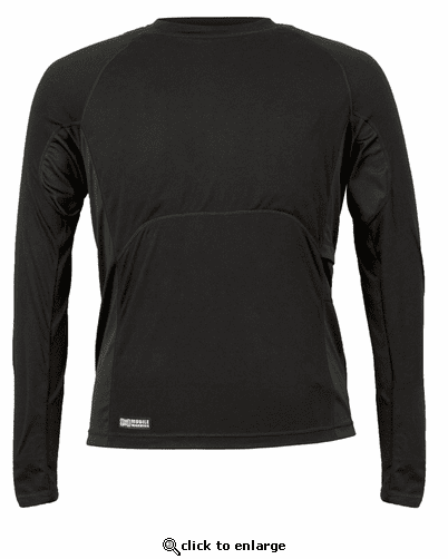 Mobile Warming Longmen Heated Base Layer Shirt - Crewneck