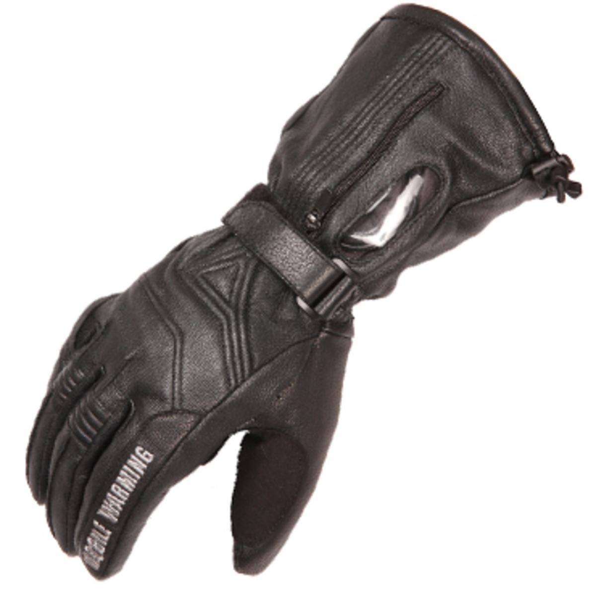Ansai Mobile Warming Mens Ltd Max Leather Glove The Store Gerbing Heated Clothing Wiring Diagram