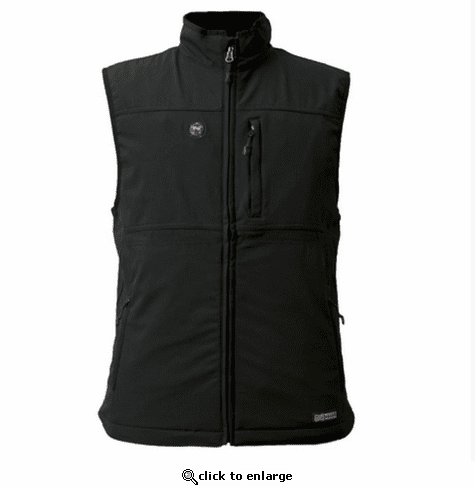 Mobile Warming Vinson 7V Battery Heated Softshell Vest - Men's