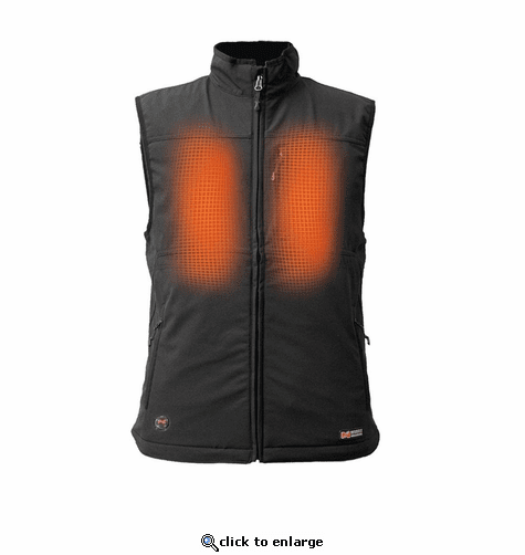 Mobile Warming Vinson BT 7V Battery Heated Men's Vest