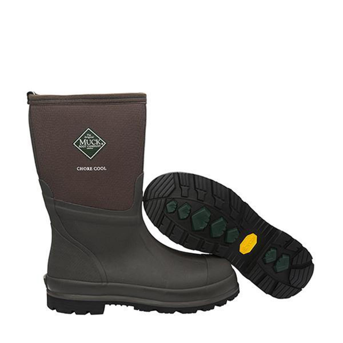 Muck Men's Chore Cool Mid Work Boots