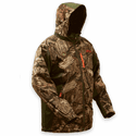 MyCore Control Men's Lightweight Mossy Oak Heated Rain Jacket Parka
