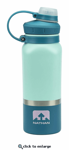 Nathan  HammerHead 18oz Steel Insulated Bottle