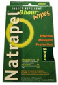 Natrapel 8-Hour Insect Repellent Wipes 12/Box