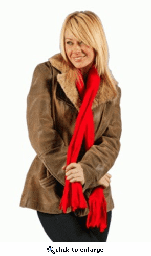 Nature Creation Warm-Up Microwave Heated Scarf