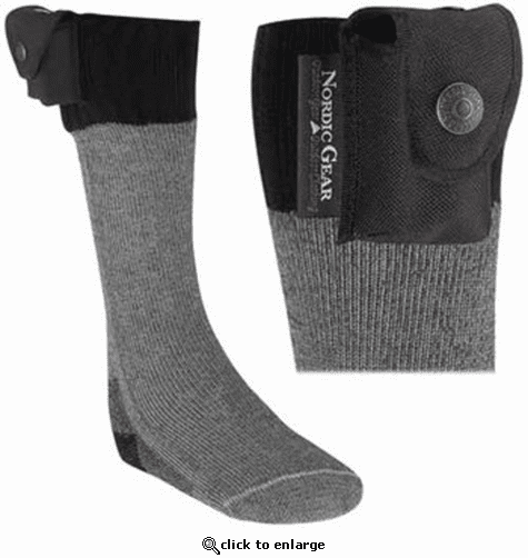 Nordic Gear Lectra Sox - Battery Heated Socks