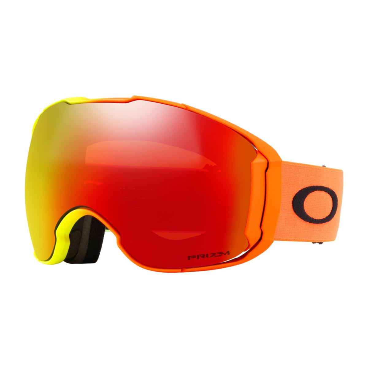 fc69d1b61f Oakley Airbrake XL Harmony Fade Collection Snow Goggle w Prizm Snow Torch  Iridium - The Warming Store