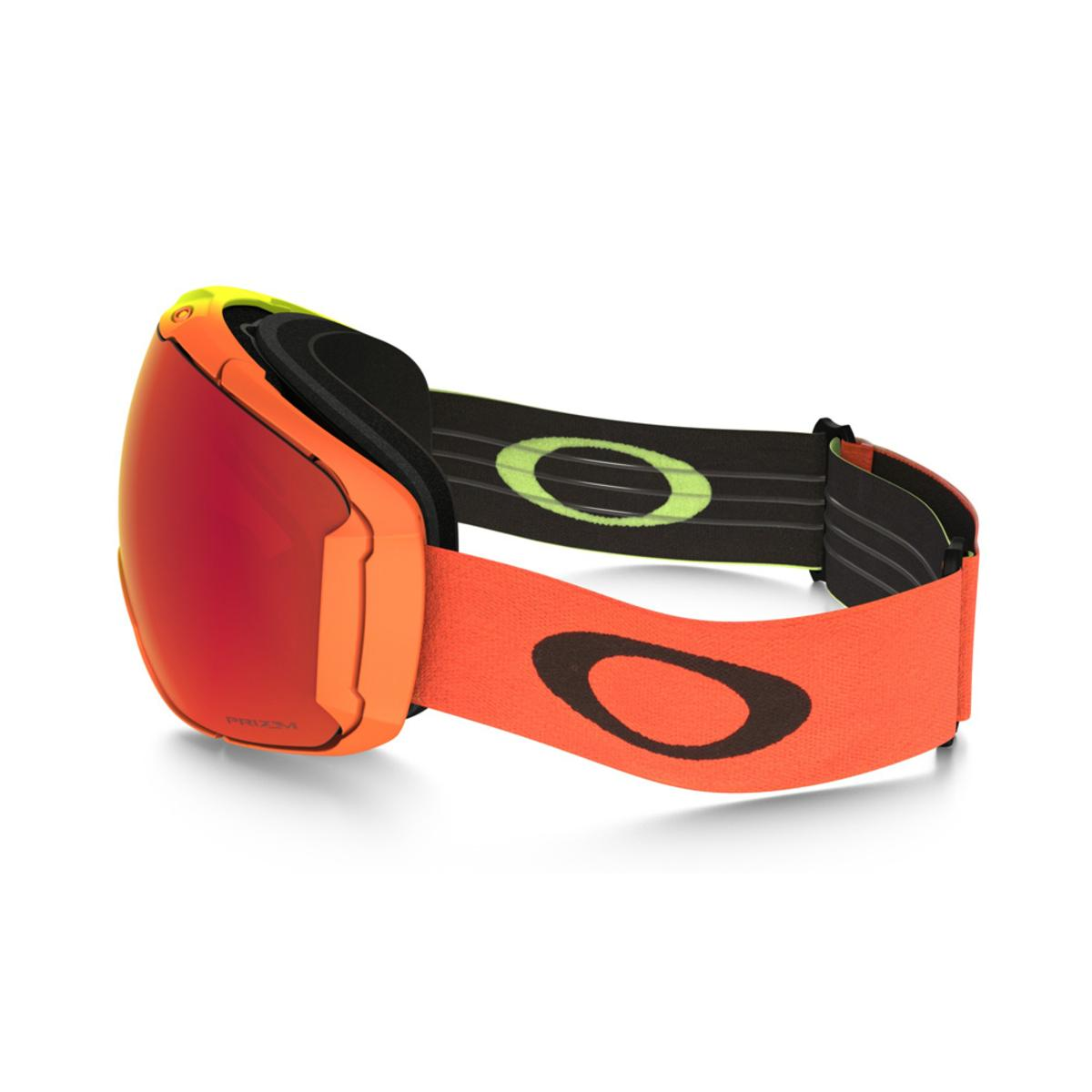 9ffb4f7c97f Oakley Airbrake XL Harmony Fade Collection Snow Goggle w Prizm Snow Torch  Iridium - The Warming Store
