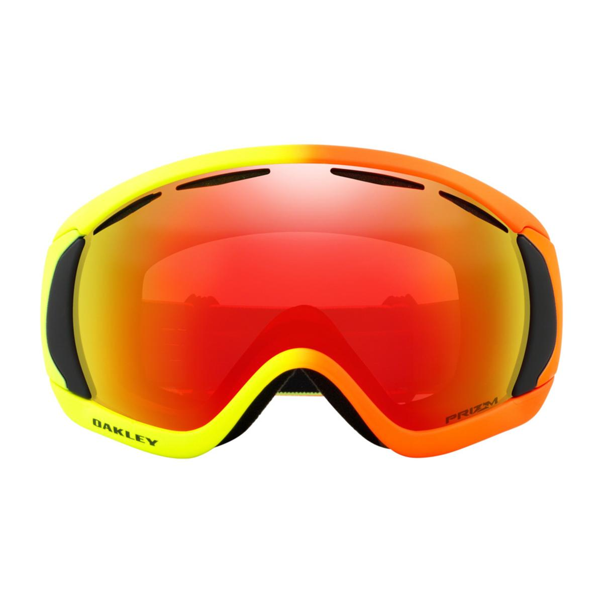 e1ef7833c09 Oakley Canopy Harmony Fade Collection Snow Goggle w Prizm Snow Torch  Iridium - The Warming Store