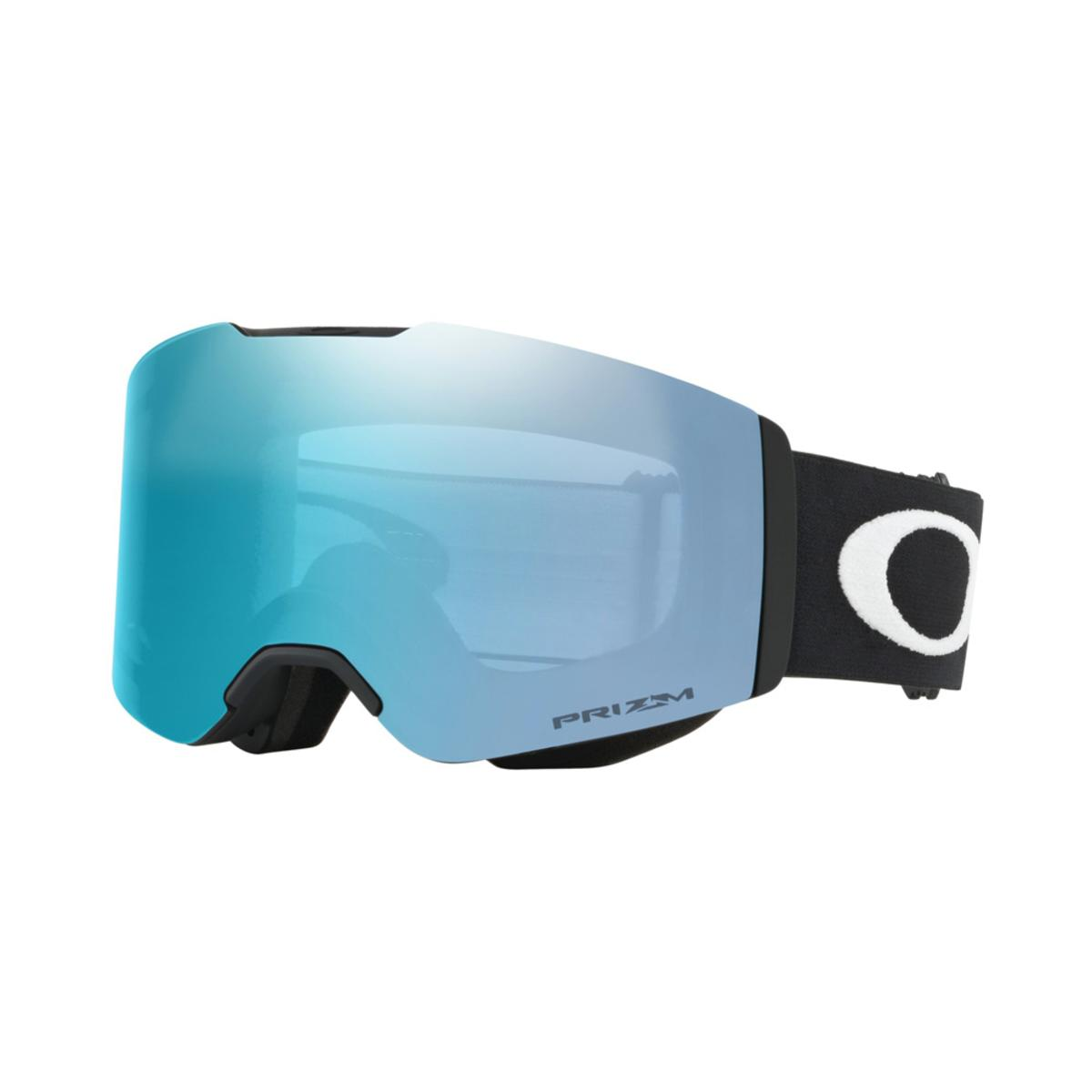 6560bb5d87 Oakley Fall Line Matte Black Snow Goggle w Prizm Snow Sapphire Iridium -  The Warming Store