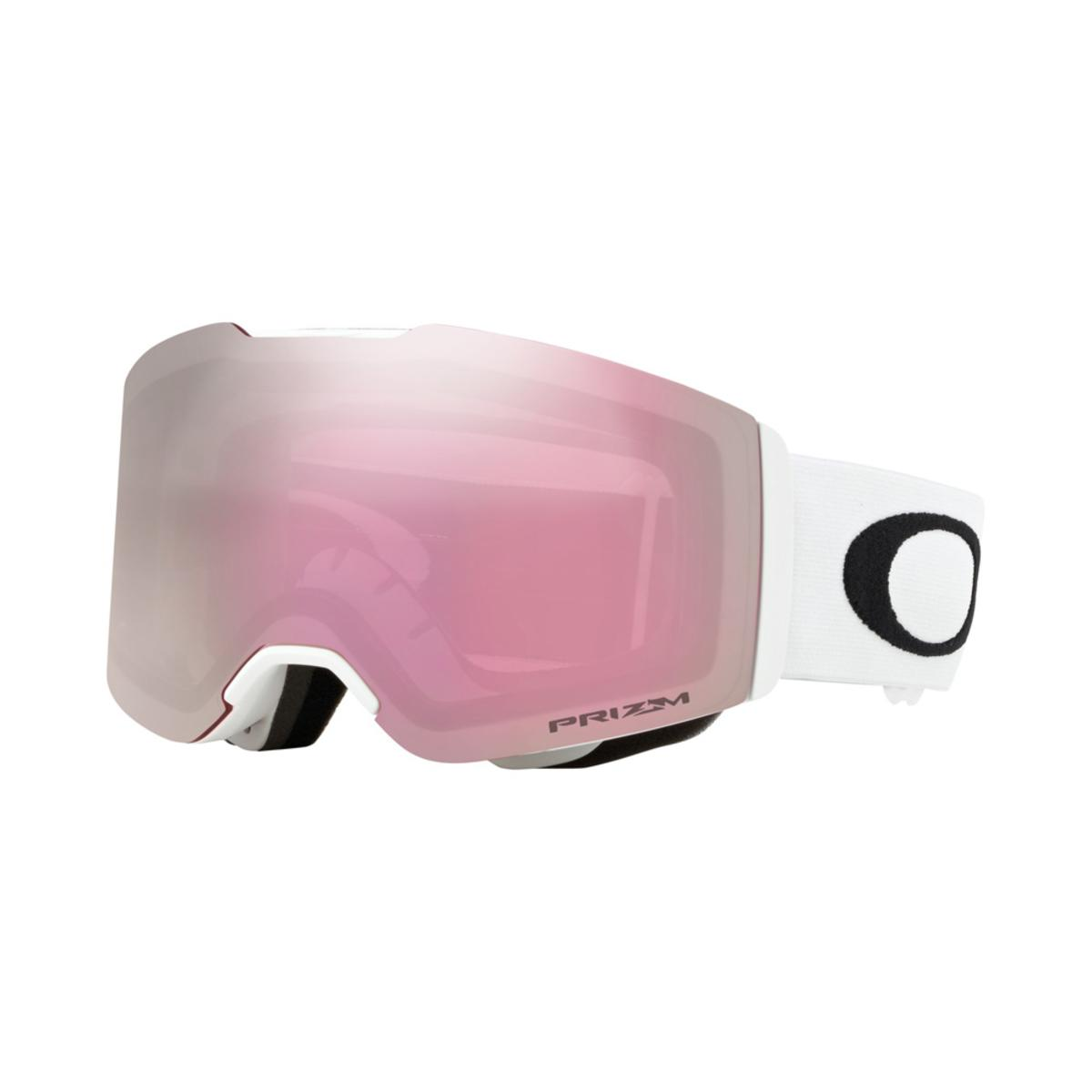 657d23f4a66 Oakley Fall Line Matte White Snow Goggle w Prizm Snow Hi Pink Iridium - The  Warming Store