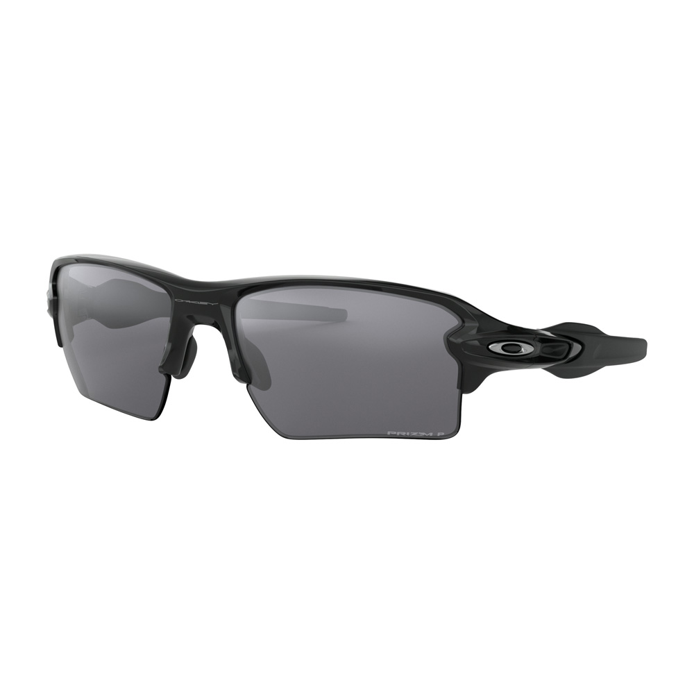283e0460411 Oakley Flak 2.0 XL Sunglasses Polished Black w Prizm Black Polarized - The  Warming Store