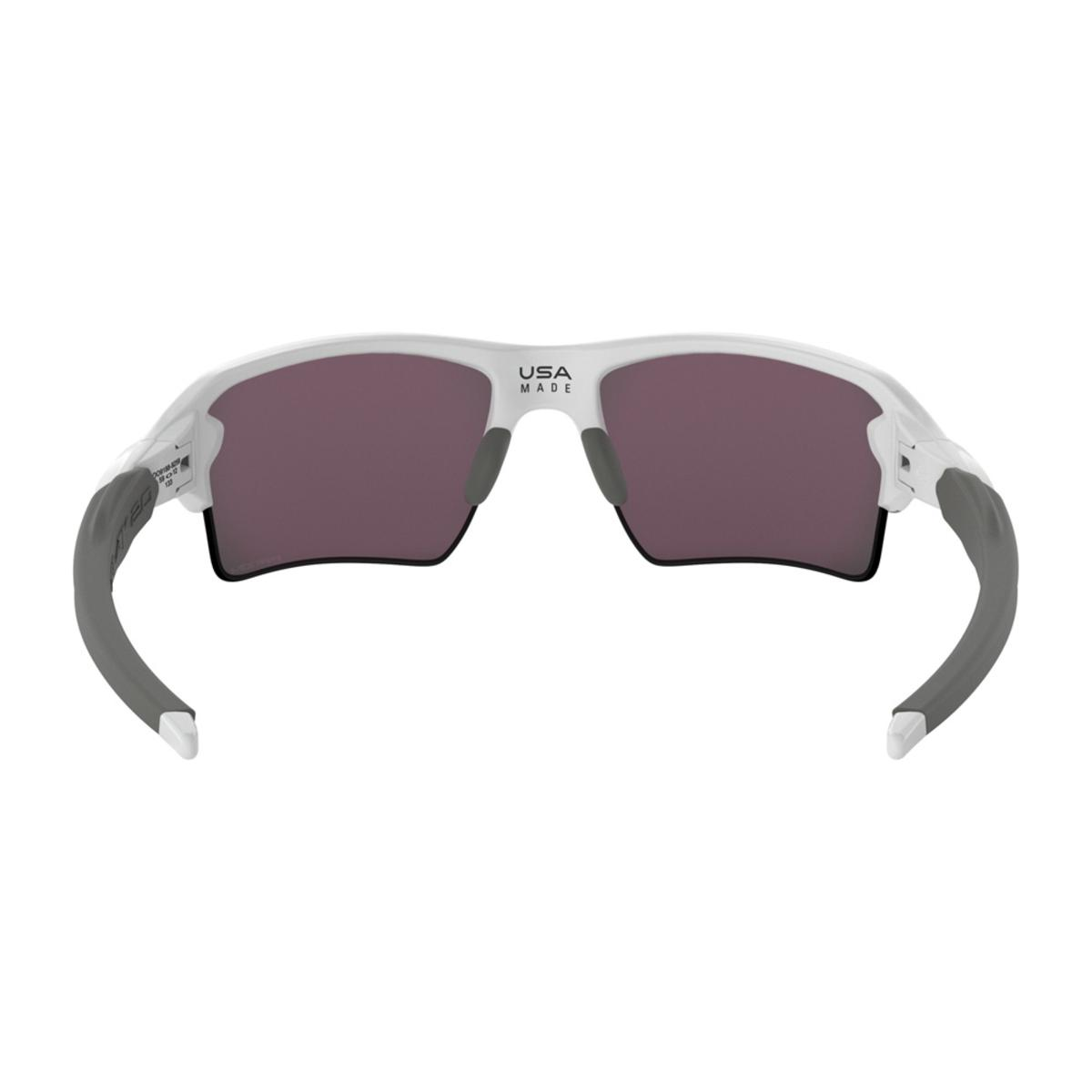a12eeb0c6f Oakley Flak 2.0 XL Team Colors Polished White Sunglasses w Prizm Jade - The  Warming Store