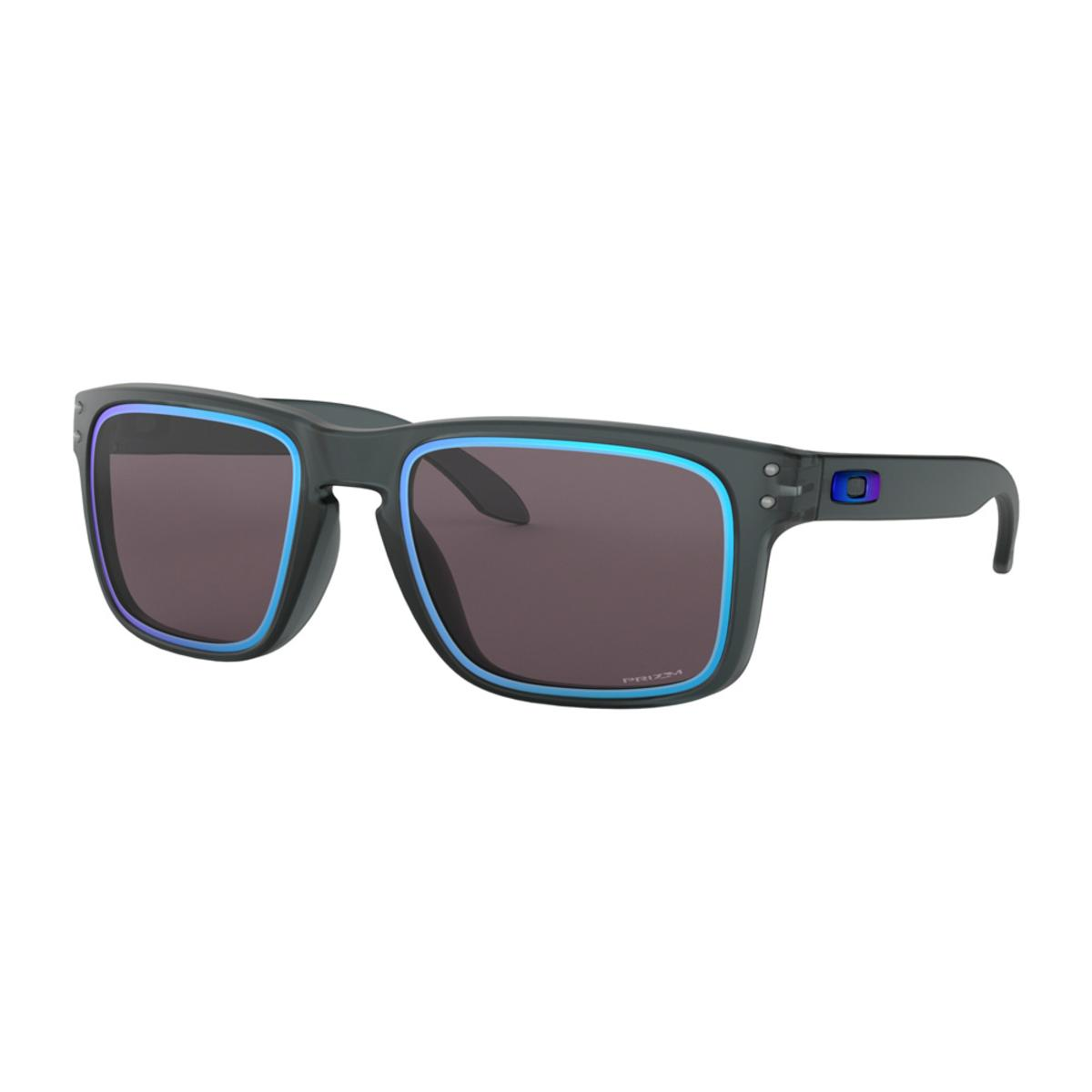 Oakley Holbrook Fire and Ice Collection Matte Crystal Black Sunglasses w Prizm  Grey - The Warming Store b1c8fda034