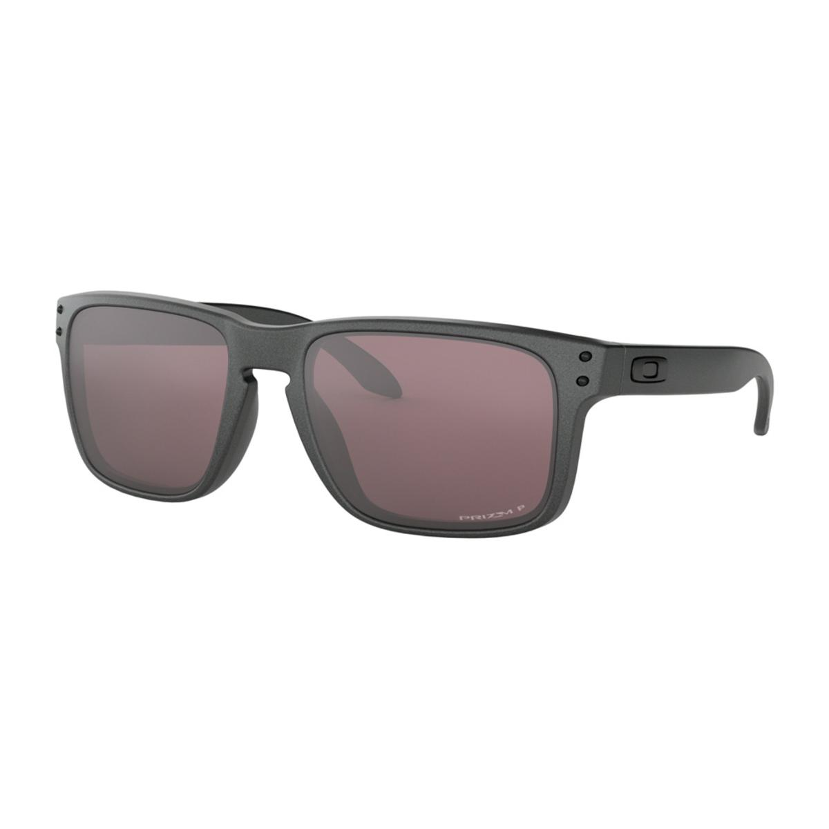 2971f345bd Oakley Holbrook Steel Collection Sunglasses w Prizm Daily Polarized - The  Warming Store