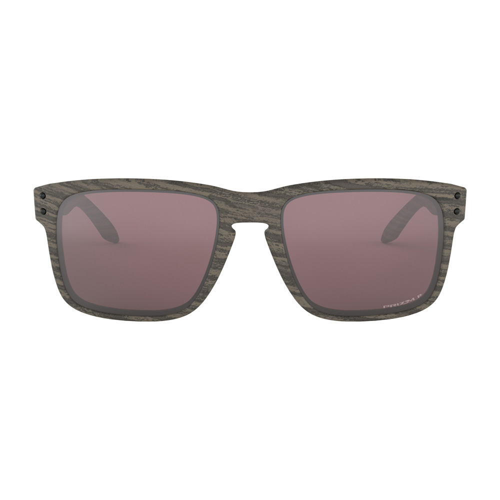 a6c702cc8c4 Oakley Holbrook Sunglasses Woodgrain w Prizm Daily Polarized - The Warming  Store