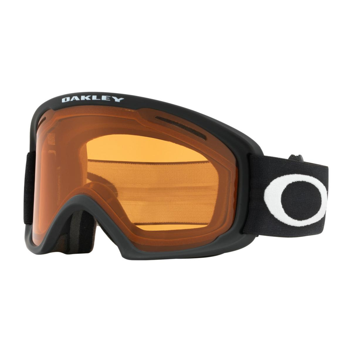 7806c7e5c6 Oakley O Frame 2.0 XL Matte Black Snow Goggle w Persimmon - The Warming  Store
