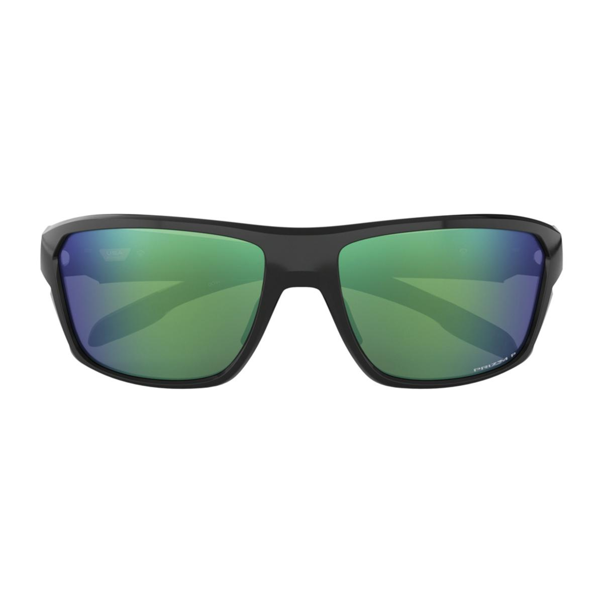 c1e59cc57f946 Oakley Split Shot Polished Black Sunglasses w Prizm Shallow Water Polarized  - The Warming Store