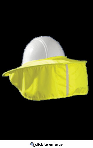 Occunomix Stow-Away Hard Hat Shade