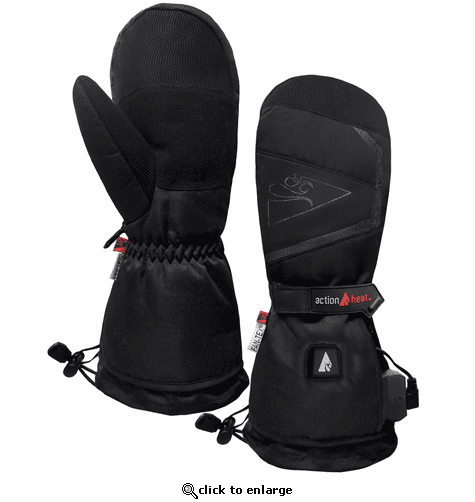 Open Box ActionHeat 5V Battery Heated Mittens