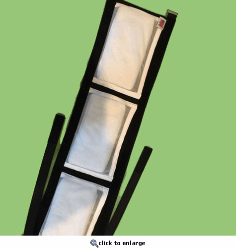 Operation Heatjac Belt with Insulating Pads