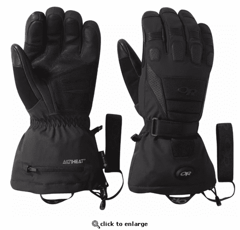 Outdoor Research Capstone Gore-Tex 7V Heated Sensor Gloves