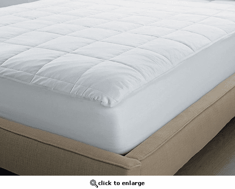 Outlast Temperature Regulating Mattress Pad - Cal King
