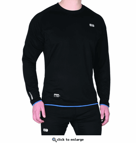 Oxford Cool Dry Layers Long Sleeve Top
