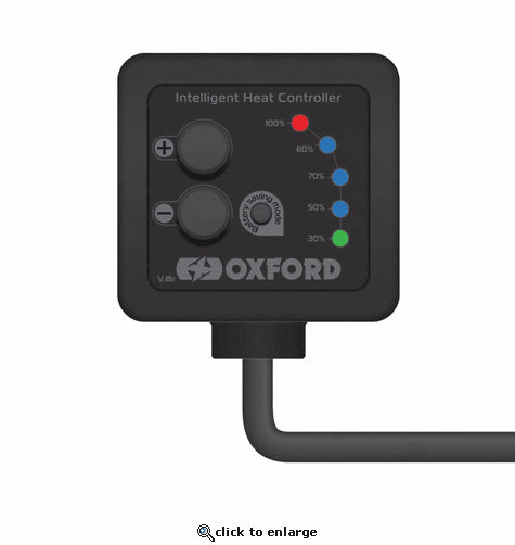 Oxford Heaterz V8R Heat Controller with Waterproof Connectors