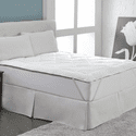 Perfect Fit Cool Wool Reversible Mattress Topper - Full