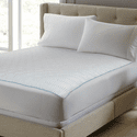 Perfect Fit PureSleep TempaCool 2.0 Mattress Protector - Full