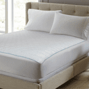 Perfect Fit PureSleep TempaCool 2.0 Mattress Protector - Queen