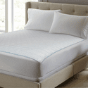 Perfect Fit PureSleep TempaCool 2.0 Mattress Protector - Twin