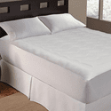 Perfect Fit TempaCool Mattress Pad - Queen