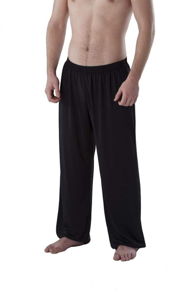 5ed174cb5c65d Performance Sleepwear Wicking Mens Long Pajama Pants