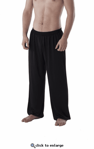 Performance Sleepwear Wicking Men's Long Pajama Pants