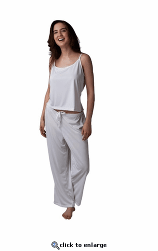 Performance Sleepwear Wicking Women's Long Pajama Pants