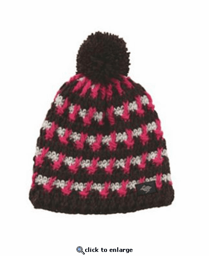 Peter Grimm Baltic Brown Pom Beanie
