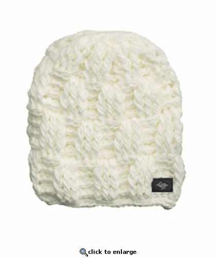 Peter Grimm Rozi White Beanie