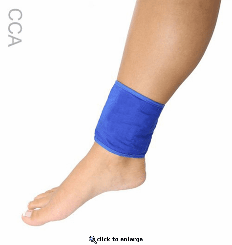 Polar Products Cool Comfort Cooling Ankle Wraps - Pair