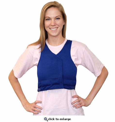 Polar Products Cool Comfort Performance Cooling Half Vest